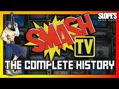 SMASH TV: The Complete History - SGR (Arcade's greatest twin-stick)