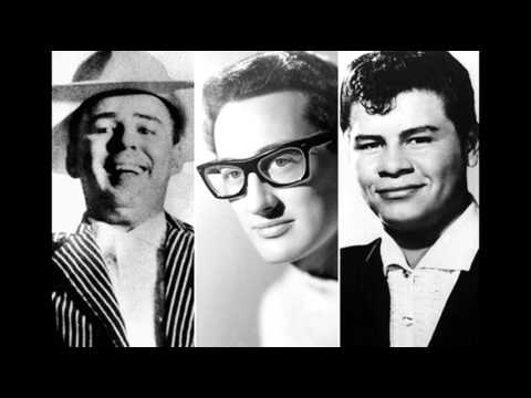 3rd February 1959: Buddy Holly, Ritchie Valens and The Big Bopper plane crash