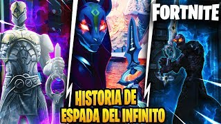 SECRET STORY OF THE INFINITY SWORD ? FORTNITE: Battle royale