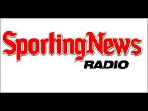 Sporting News Radio on-air compilation Mark Vasko