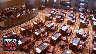 Why 11 Oregon state senators aren