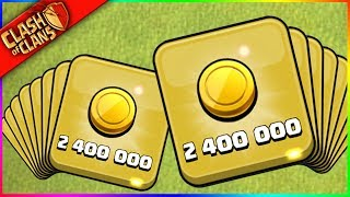 YOUR FAVORITE BUTTON OF ALL TIME ▶️ Clash of Clans ◀️