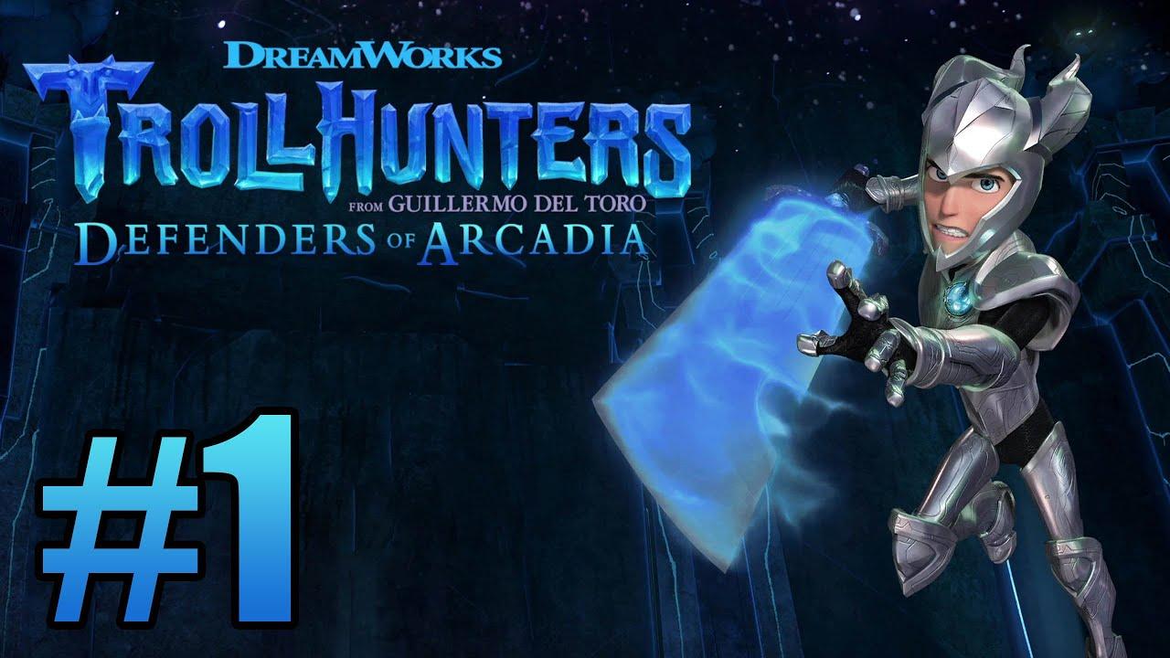 Download Trollhunters Defenders of Arcadia Gameplay Walkthrough Part 1