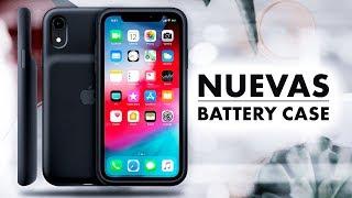 Apple lanza sus nuevas Smart Battery Case para el iPhone XS y XR