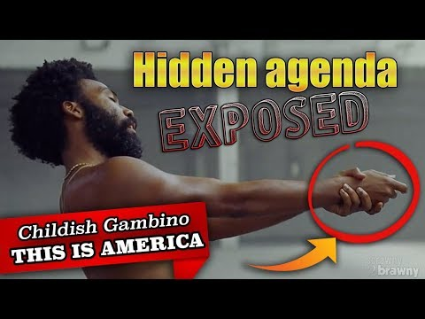 """The REAL Meaning behind: """"This is America"""" EXPOSED"""