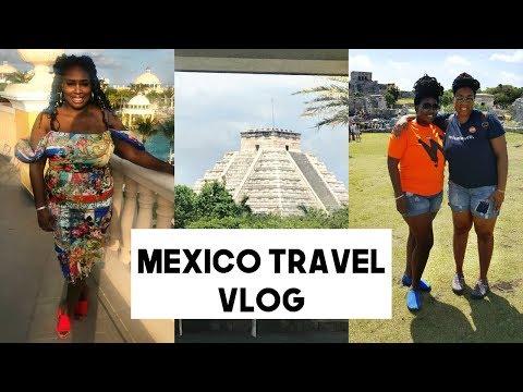 Mexico Travel Vlog | Tulum and Playa del Carmen | Spring Break