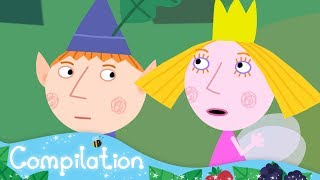 Ben and Holly's Little Kingdom | 1 Hour Episode Compilation #16