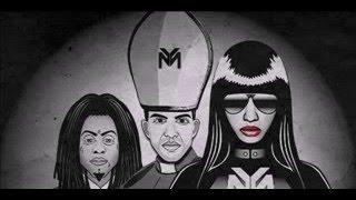 Nicki Minaj Only ft. Drake, Lil Wayne, Chris Brown (Clean)