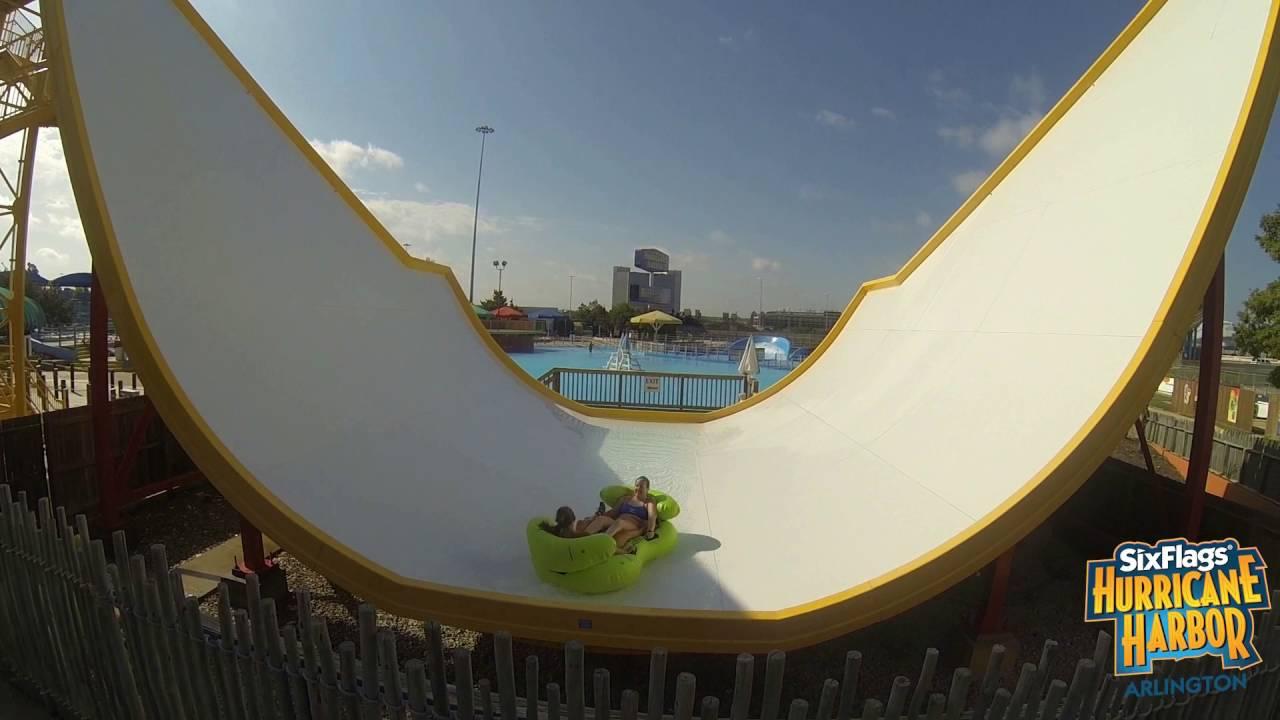 Mega Wedgie | Six Flags