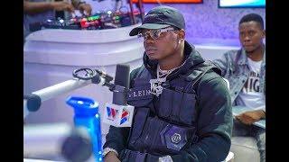 #LIVE: BLOCK89 - EXCLUSIVE INTERVIEW NA HARMONIZE - WASAFI FM (22/05/2019)