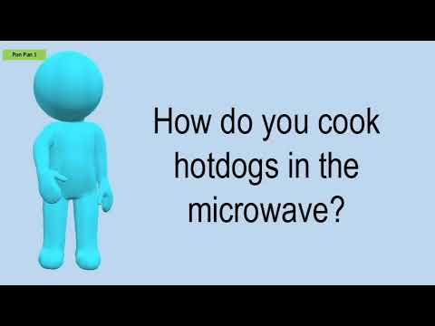 How Do You Cook Hotdogs In The Microwave?