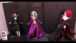 Stand Madame Alexander desde ToyFair Ny 2016