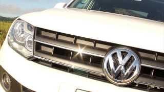 Volkswagen Amarok Test Drive