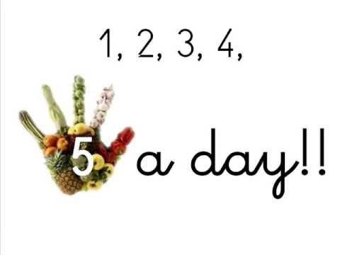 5 A DAY RAP