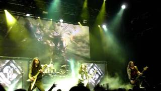 Machine Head Live @ 013 - Locust