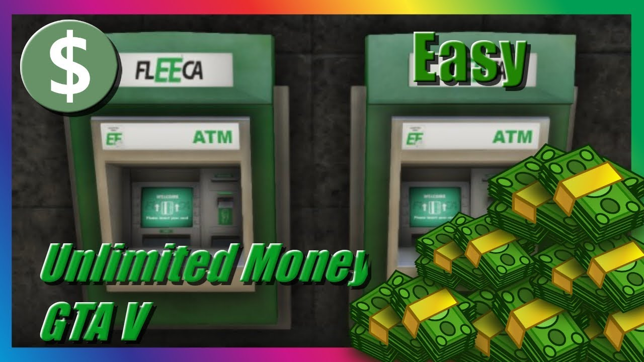 how to get unlimited money in gta 5 pc