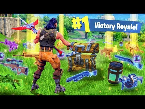 Best Chest Ever Opened in Fortnite Battle Royale