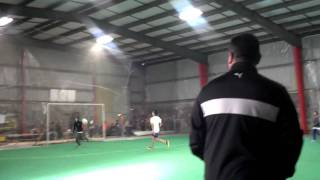The jonathan ponce:soccer champ