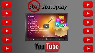 Отключаем автоматическое воспроизведение видео YouTube(Каждый раз, при переходе по ссылке на YouTube, начинается автоматическое воспроизведение видео. Иногда это..., 2016-07-25T03:39:50.000Z)