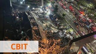 70 человек под завалами. В Китае обрушился отель с изолированными из-за коронавируса людьми