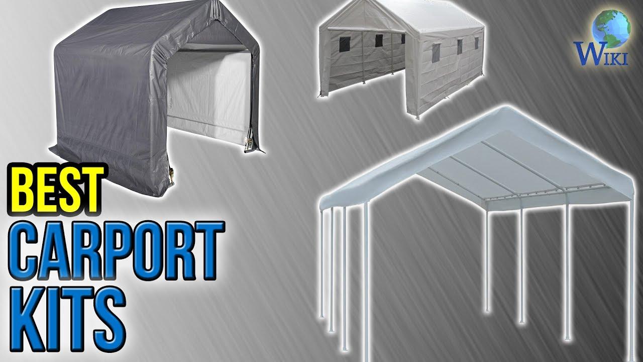 9 Best Carport Kits 2017 Youtube
