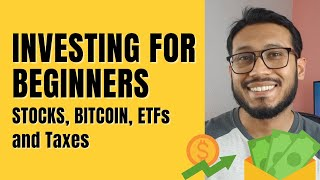 Investing for Beginners iฑ Germany in 2021 - Bitcoin, Stocks, ETFs and Taxes
