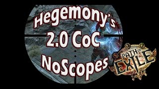 Path of Exile 2.0: HegeNoScopes Build Guide/Update!  Warning: In Depth!