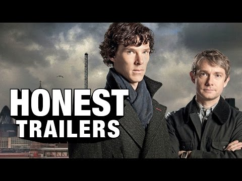 Thumbnail: Honest Trailers - Sherlock (BBC)