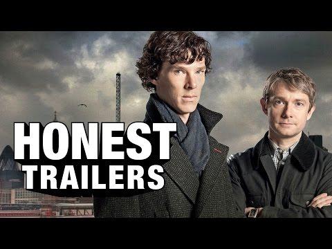 Sherlock - Upřímné trailery