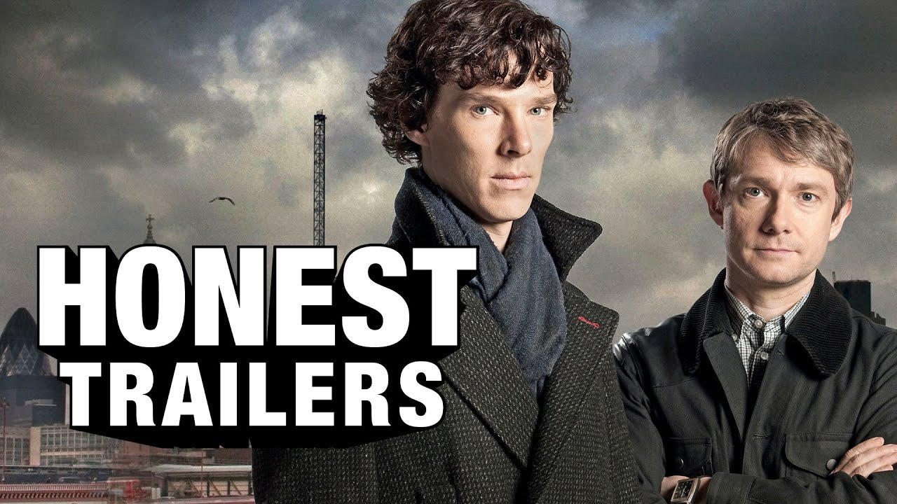 Honest Trailers - Sherlock (BBC)