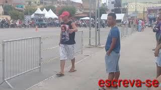 Encontro de #moto em Vitória de santotao 😎