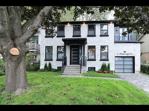8 Undercliff Dr Toronto Open House Video Tour