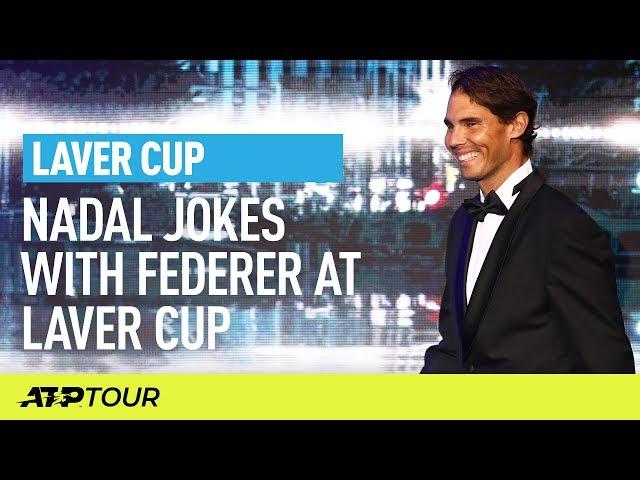 Nadal On Federer: