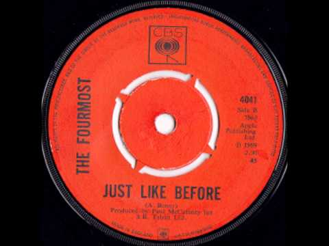 The Fourmost - Just Like Before (Remember Liverpool Beat 126)