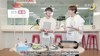 [ENG SUB] 191113 My Colleague is a Star (SEVENTEEN JUN & THE8) by EightMoonSubs