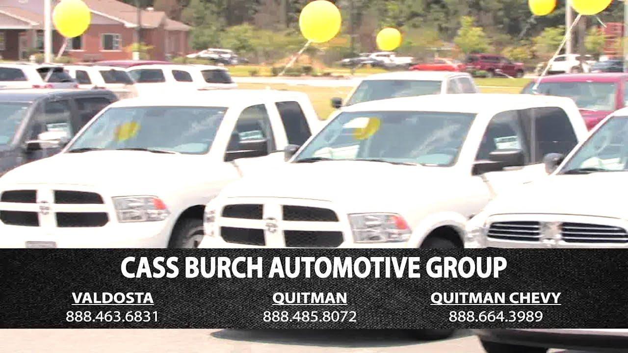 The grass is greener at Cass Burch