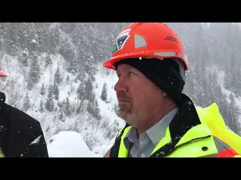 CDOT officials discuss avalanche mitigation