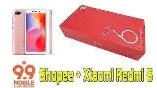Mua Điện Thoại Trên Shopee - Mình Đã Tốn Tiền Như Thế Nào Với Điện Thoại Xiaomi Redmi 6