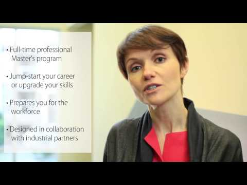 Overview Of The Big Data Professional Master's Program
