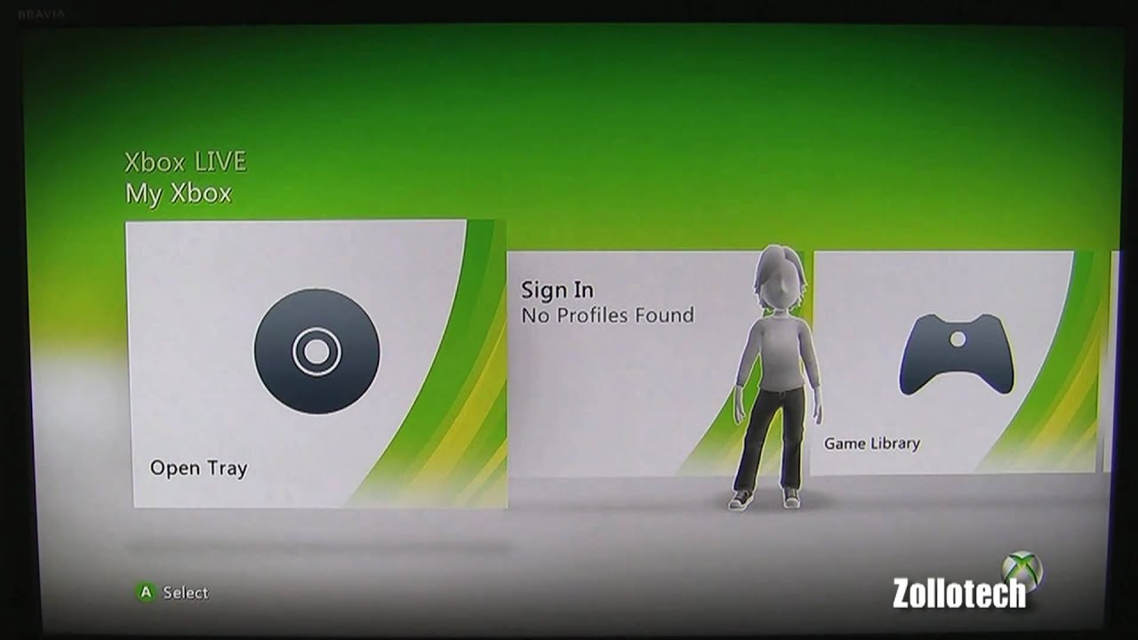 How to reset your xbox 360 to factory default youtube ccuart Images