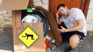 KRANKES RESTPOSTEN PAKET HAHA ! ! - Unboxing meines BESTEN Restposten Pakets seit langer ZEIT!