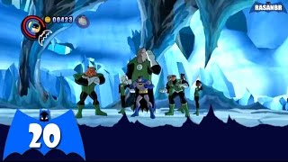Batman - The Brave and The Bold (Wii) walkthrough part 20