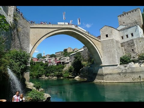 Panu's guide to Mostar in Bosnia