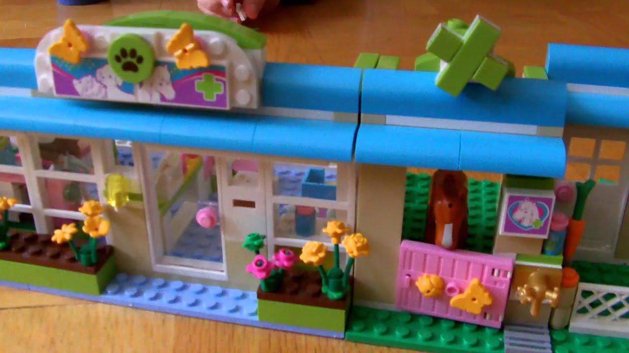 Klocki Lego Friends Youtube