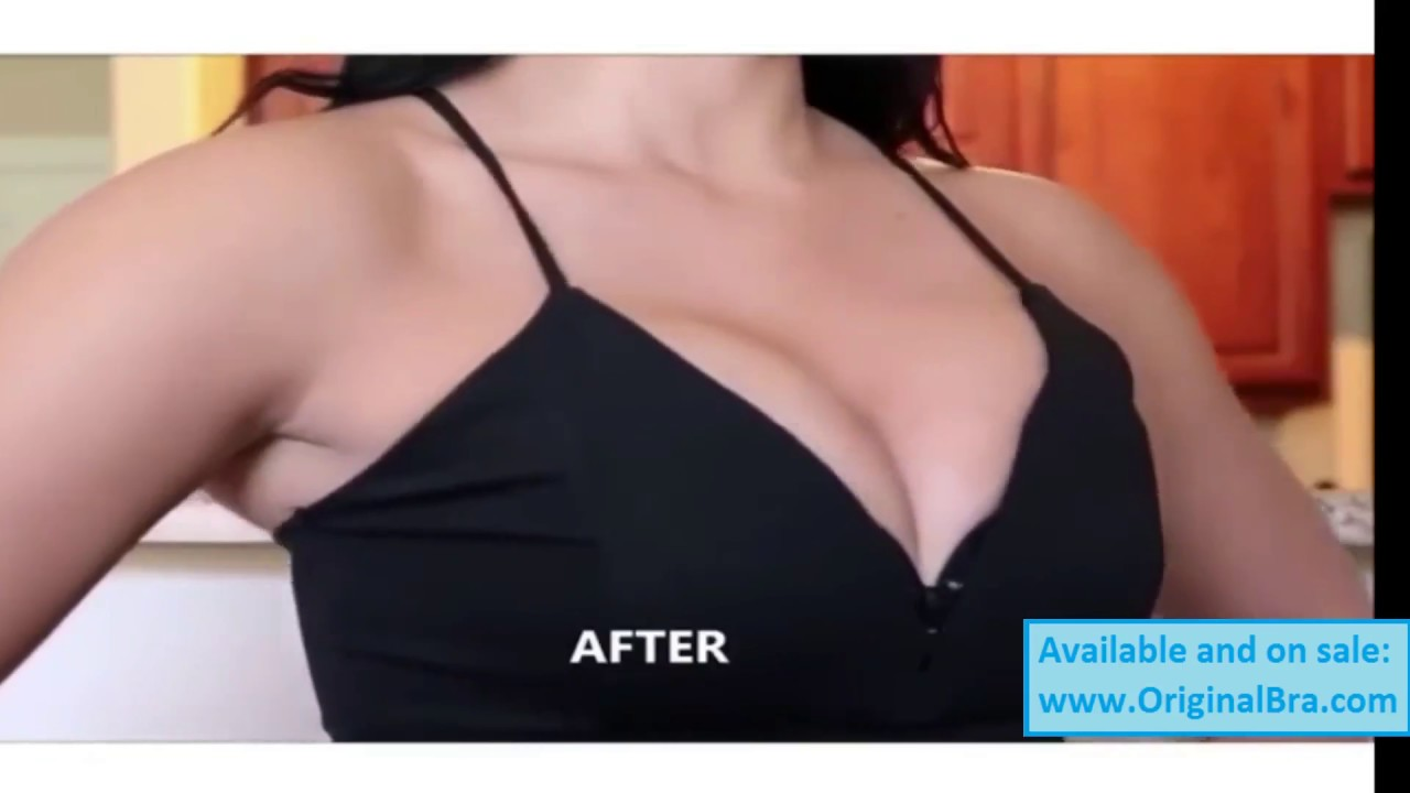 3d6be2d65efe3 Original Perfect Sculpt Strapless Bra (OriginalBra.com) - YouTube