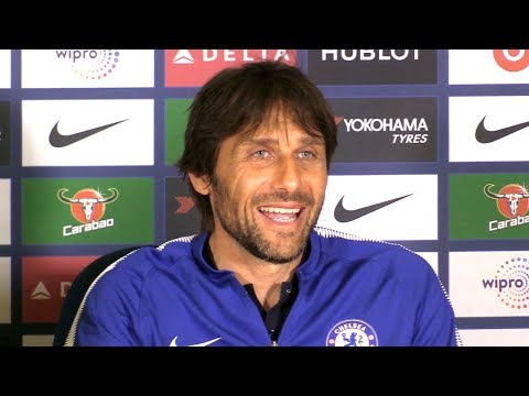 Chelsea 1-0 Liverpool - Antonio Conte Full Post Match Press Conference - Premier League