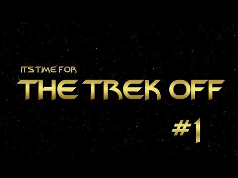 The Trek Off: A Star Trek Quiz - #01