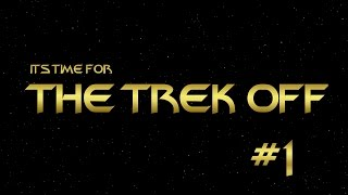The Trek Off: A Star Trek Quiz - #01