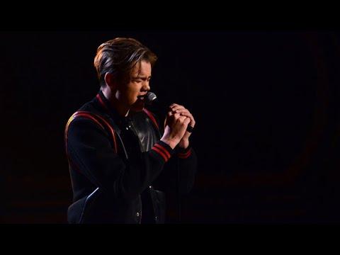 William Segerdahl: Snälla bli min – Veronica Maggio – Idol 2018  - Idol Sverige (TV4)