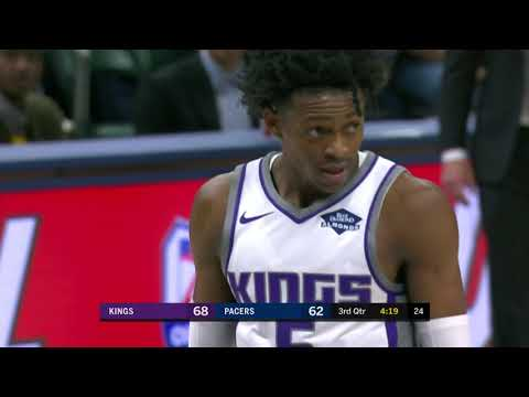 Sacramento Kings vs Indiana Pacers : December 8, 2018